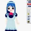 【動画】Excelで絵を描く:メイドさんのイラスト