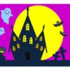 Excelで描くハロウィンのイラスト