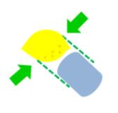 Excelで描くフラットデザイン