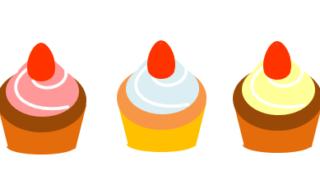 Excelでケーキを描いてみる
